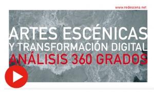 'Artes escénicas y transformación digital': La Red organiza cuatro nuevos encuentros online para espacios escénicos y compañías