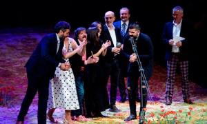 Unos galardones muy repartidos: el Teatro Calderón de Valladolid acogió la gala de los 22º Premios Max de las Artes Escénicas