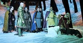 """""""Hamlet"""", dirigida por Alfonso Zurro, triunfadora en los Premios ADE 2016"""