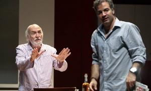 Héctor Alterio se subirá al escenario del Teatre Principal de Mao, el viernes 30 de junio