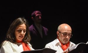 """""""J'Attendrai"""", Premio Jovellanos a la Producción Escénica, se estrena el día 28 de septiembre en Gijón"""
