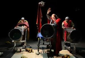 """La Zaranda, con su último trabajo """"Ahora todo es noche"""", inaugurará la programación de febrero a junio del Teatro Circo Murcia"""