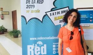 María Sánchez, vicepresidenta de La Red Española de Teatros, ganadora del Premio COFAE 2019
