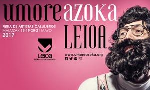 Umore Azoka celebra a partir del 18 de mayo su 18ª edición con hasta 150 espectáculos