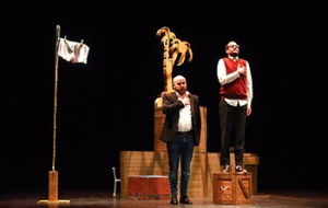 El Teatro Jovellanos acogerá la gala de los 'Premios Oh!' de las Artes Escénicas de Asturias