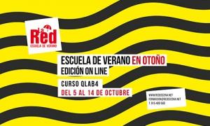 Escuela de Verano en Otoño: La Red organiza un curso on line de QLAB4