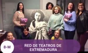 8-M: La Red Española de Teatros, con las mujeres trabajadoras de las Artes Escénicas