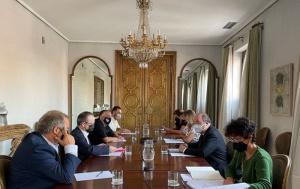 El ministro de Cultura se compromete a convocar en septiembre la primera reunión de la Comisión Interministerial para el Estatuto del Artista