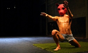 Zaragoza se convierte en un gran escenario para la danza de la mano de Trayectos 2018