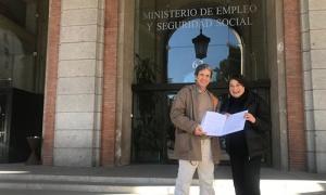 La Unión de Actores y Actrices llama la profesión a sumarse a la huelga feminista del 8 de marzo