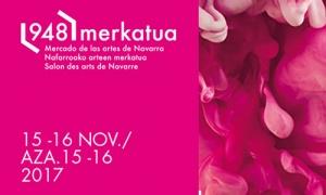 Nace '948 Merkatua', el mercado de las artes de Navarra