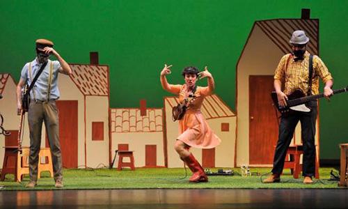 'Abriendo boca': el Festival Internacional de Teatro de Molina de Segura se celebra del 4 al 29 de septiembre