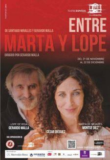 Entre Marta y Lope