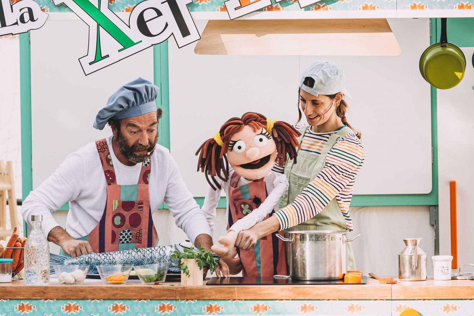 La Xef Pipa / La chef Pipa