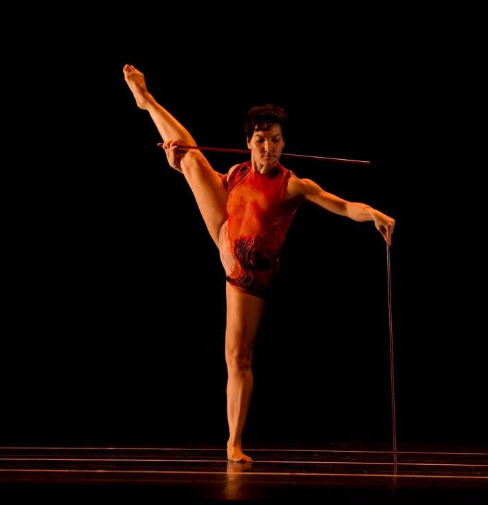 1,618...Davinci, Leonardo inspira danza