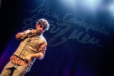 Alain Concepción & the Soul Men - Life Songs