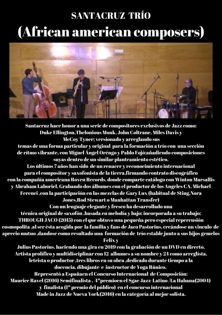 Compositores Afro-Americanos.