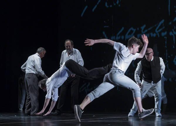 El baile de los años (Derechos Humanos a Escena 2018)