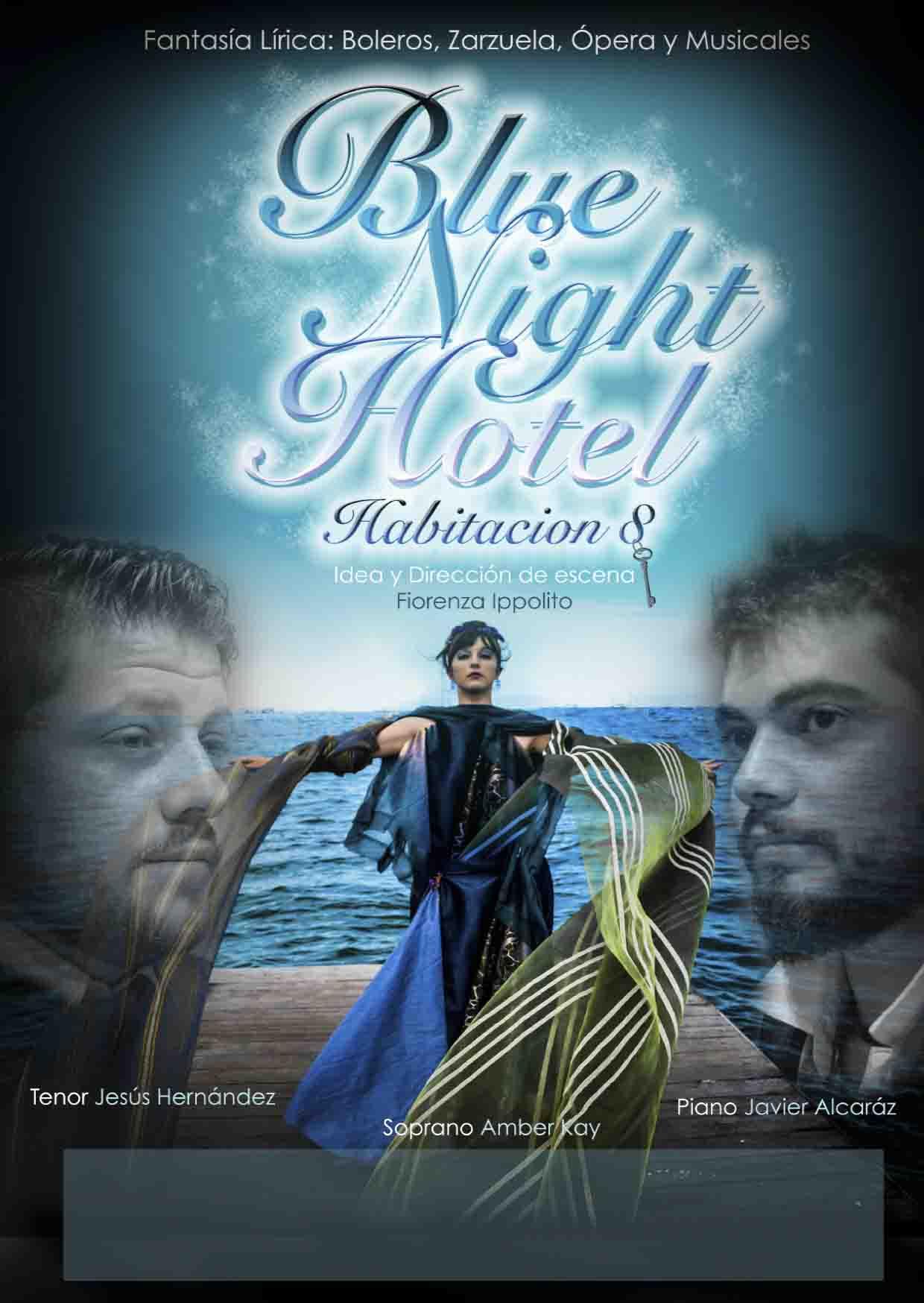 Blue Night Hotel Habitacion 8
