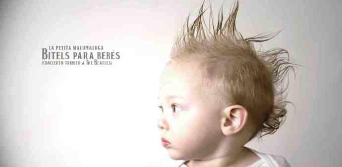 Bitels para bebés (concierto tributo a The Beatles)