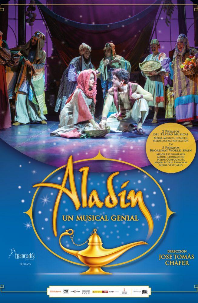 ALADIN, un musical genial