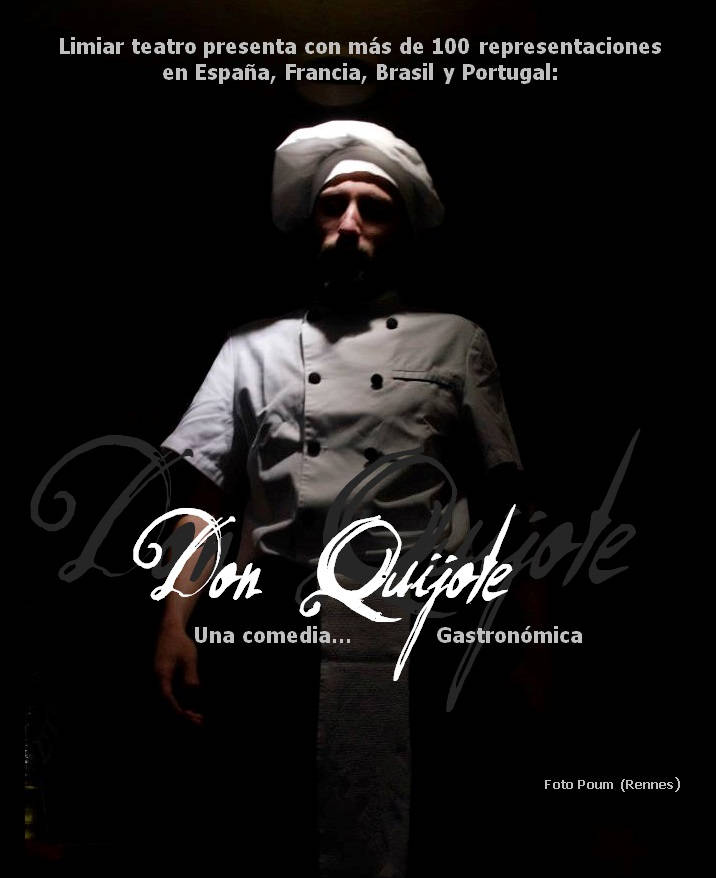 Don Quijote, una comedia gastronómica