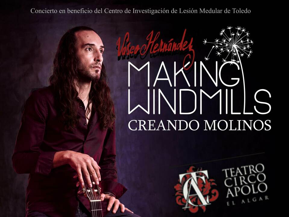 Vasco Hernández Making Windmills