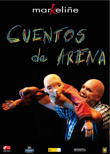 CUENTOS DE ARENA