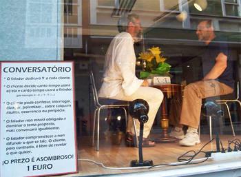 Conversatorio con Quico Cadaval