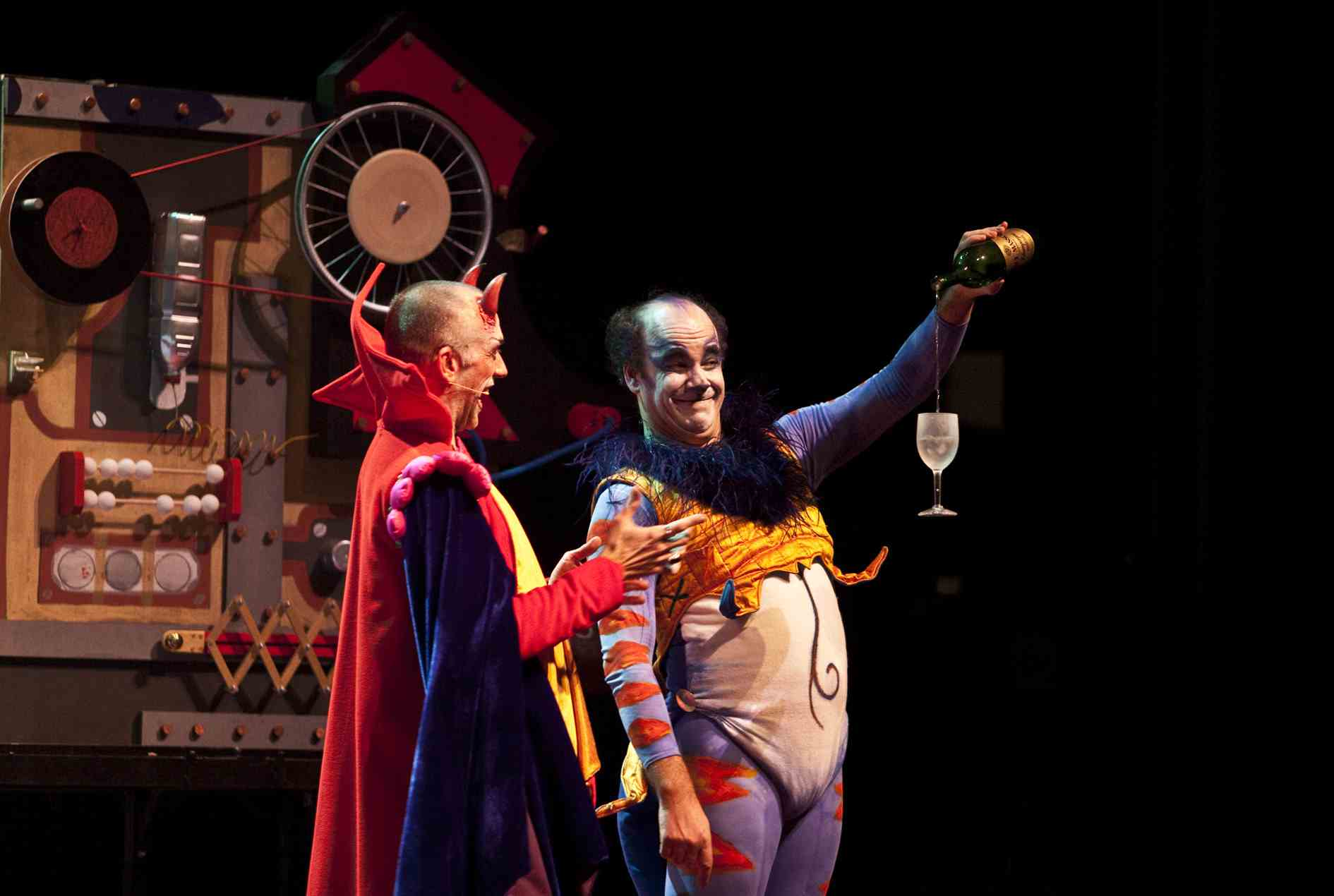 Los diablillos de la ópera