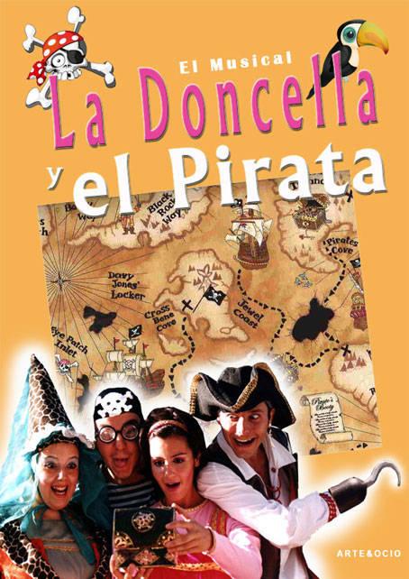 La Doncella y el Pirata - El Musical