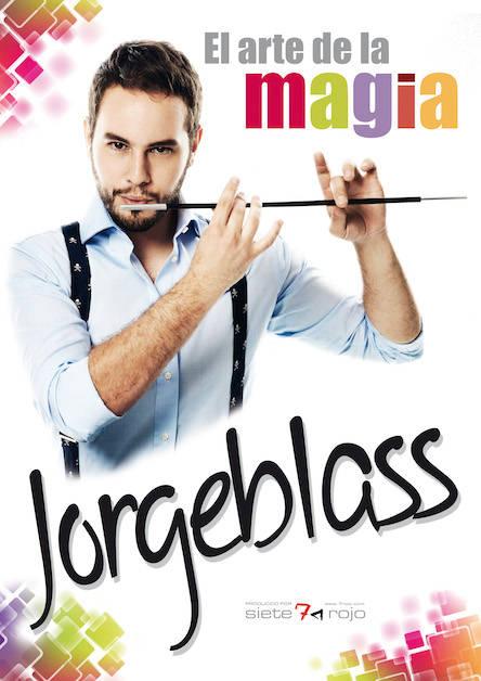 JORGE BLASS, EL ARTE DE LA MAGIA