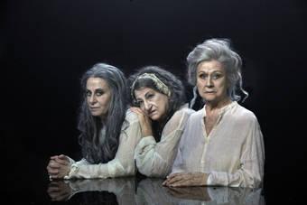 Éramos tres hermanas, variaciones sobre Chéjov
