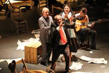 DINERO. Secuencias flamencas por su causa