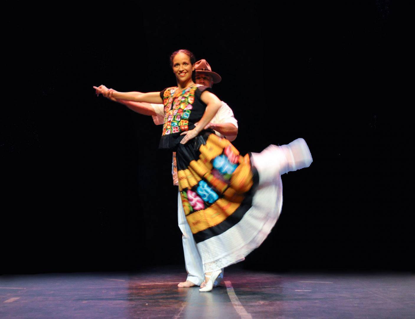 Frida Kahlo (Danza-teatro)
