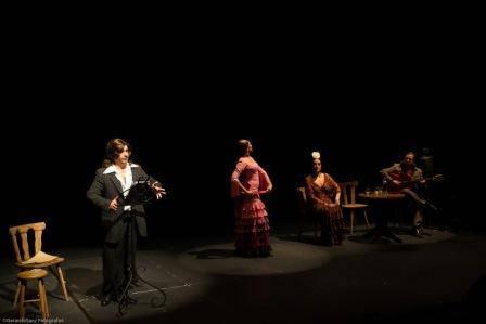 Flamenco Tratado por Doña Gloria Jiménez