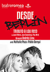 DESDE BERLÍN, TRIBUTO A LOU REED