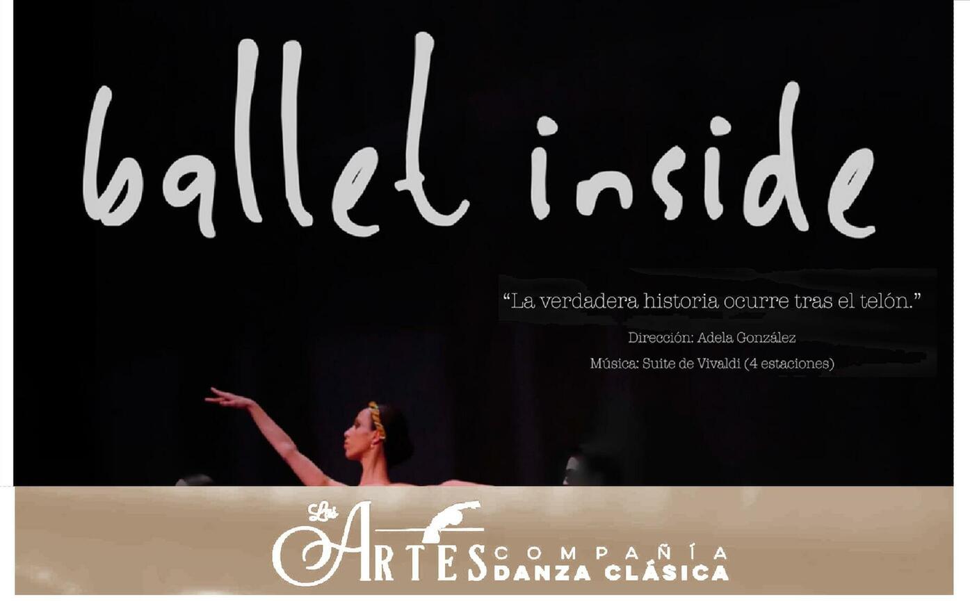 ballet INSIDE