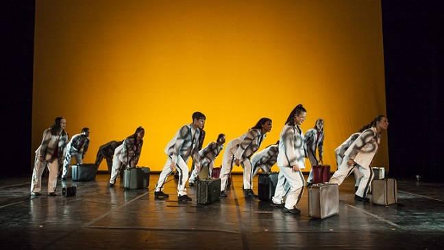 JET LAG (Compañía Psico Ballet)