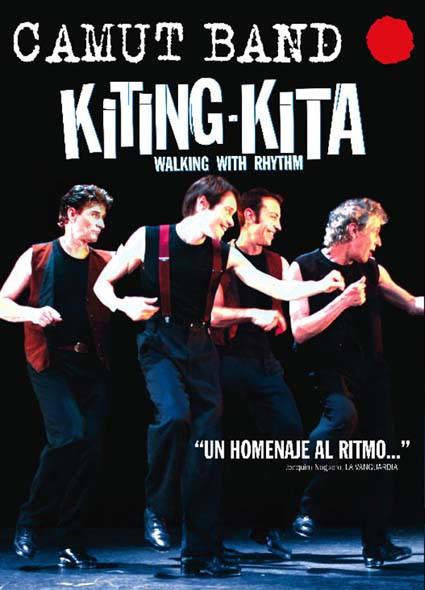 Kiting-Kita (walking with rhythm)