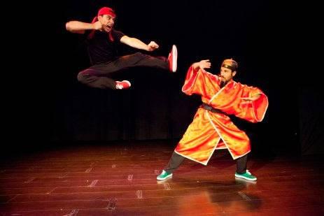 Kung Fu Chándal