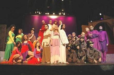 Judas, el musical