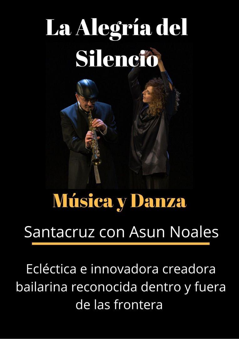 La Alegría del silencio ( José Luis Santacruz)