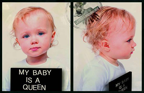 My baby is a queen