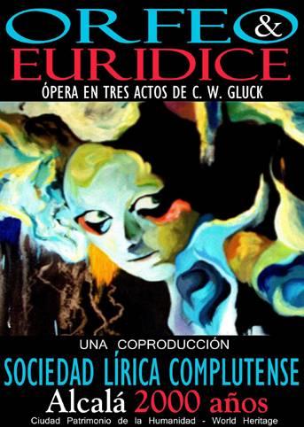 Orfeo Ed Euridice (C.W. Gluck) - Versión de Concierto