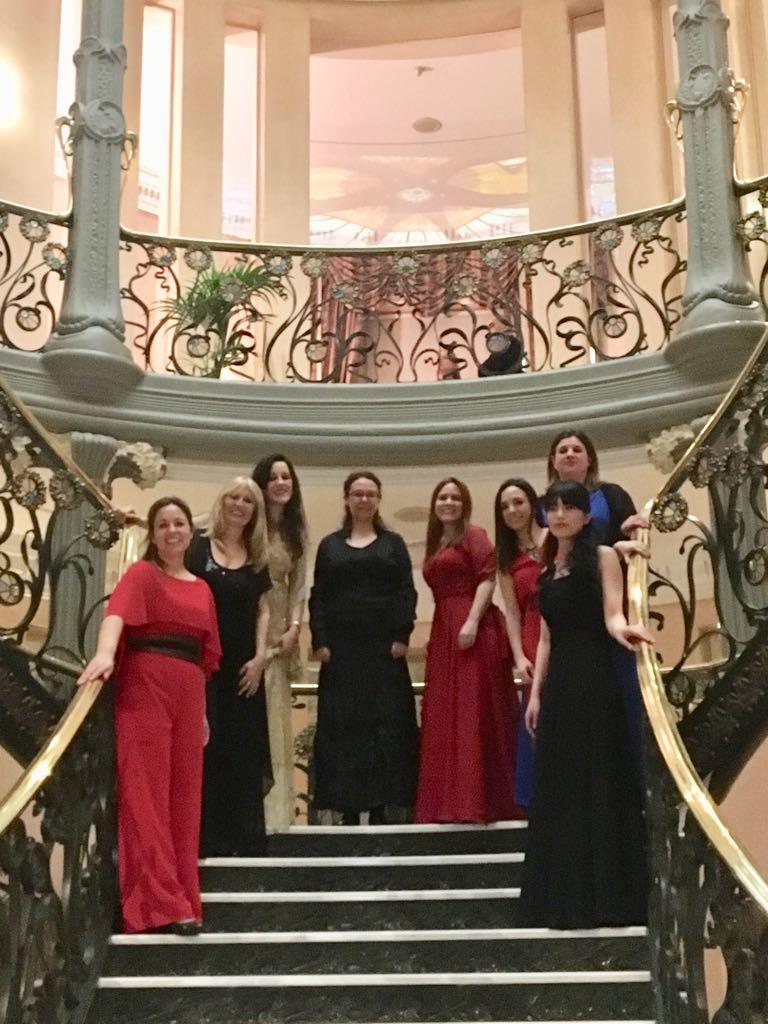 Música Coral de Mujeres Compositoras 1830-1930