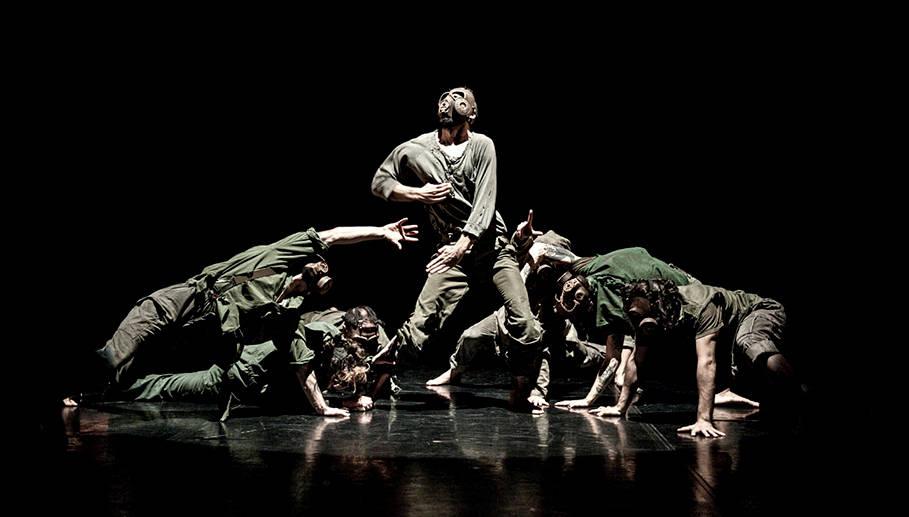 SINESTESIA - Fusión Danza Urbana y Contemporánea