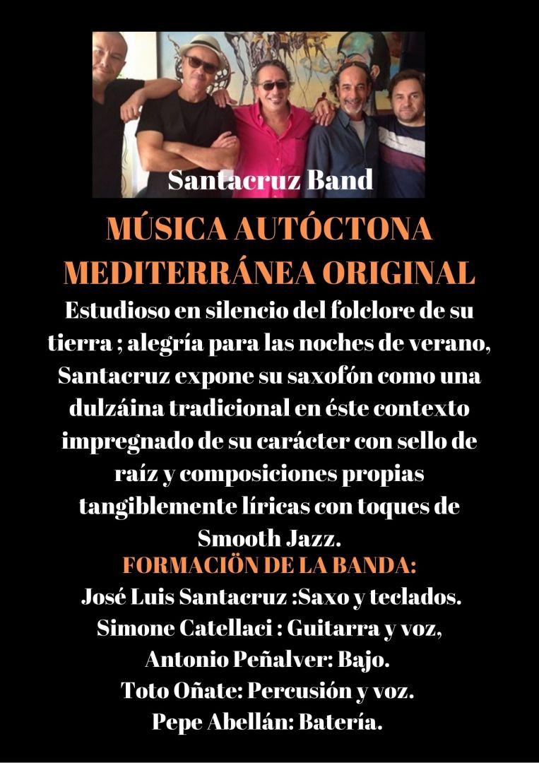 Mediterráneo ( Santacruz Band)