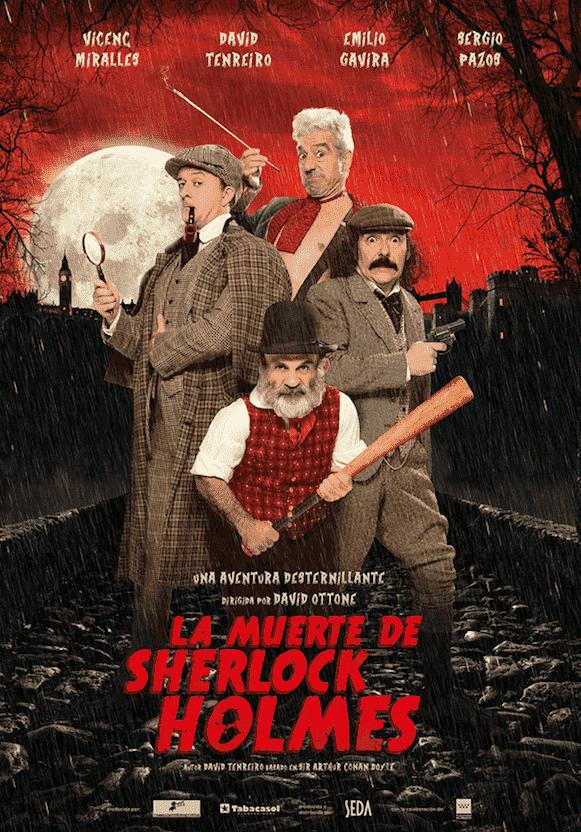 LA MUERTE DE SHERLOCK HOLMES