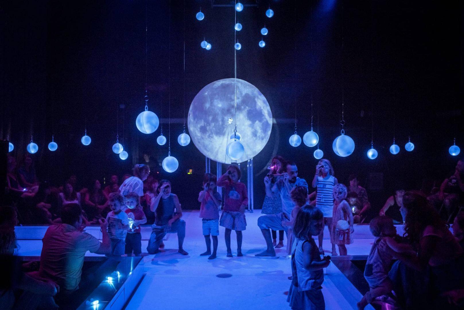 La luna en un cazo (un espectáculo incomprendido)